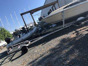 Sailboat trailer (flying Scot) OBO for Sale in Annapolis, MD