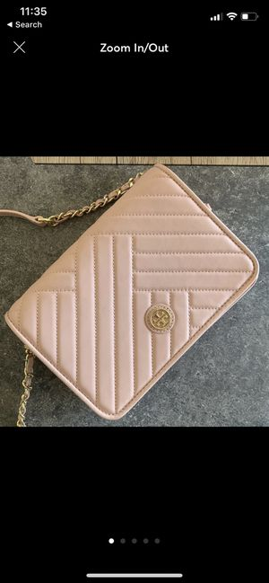 Tory Burch pale pink handbag for Sale in San Francisco, CA