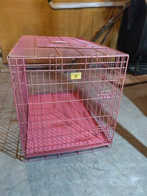 Large dog crate for Sale in Woonsocket, RI