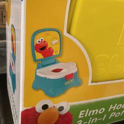 Elmo Toilet Seat for Sale in Mountlake Terrace,  WA