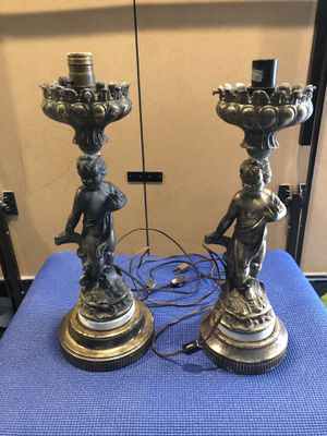 Antique Lamps for Sale in Troutdale, OR