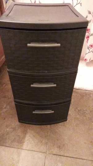 Plastic Drawer for Sale in Fontana, CA