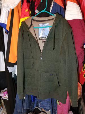 Matix Mikey LeBlanc Hunter Green Hoodie Jacket! Warm! Used but Nice!! for Sale in Dallas, GA