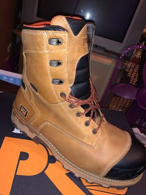 Timberland Pro work boots size 15 Brand new $150 Never worn for Sale in Detroit, MI