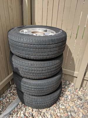 4 Good Year Tires for Sale in Fountain, CO