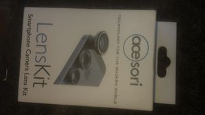 Camera lens kit for smartphone for Sale in Nashville, TN