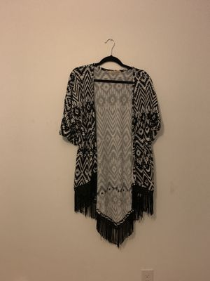 Aztec and fringe sweater for Sale in Greenville, SC
