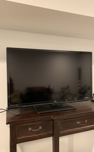 40 inch Flat Screen TCL TV for Sale in Baltimore, MD