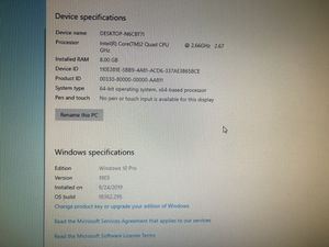 Acer Aspire Gaming Computer for Sale in Arlington, TX