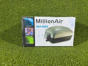 Million Air Pump MA-600 for Sale in Las Vegas, NV