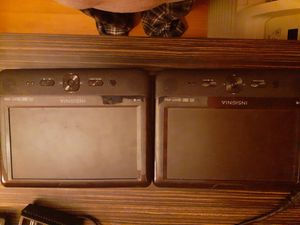 Insignia car DVD player unit a and b for Sale in Longview, TX