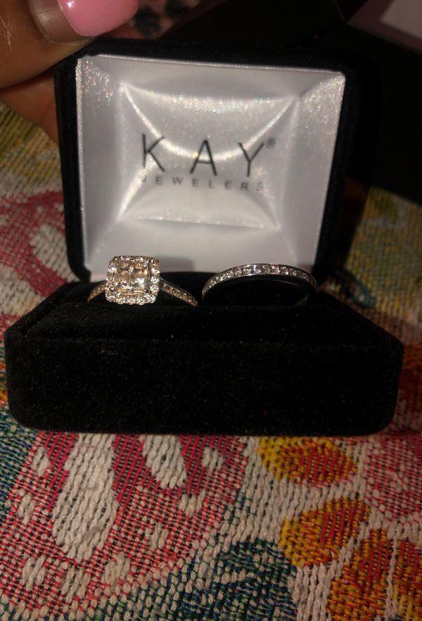 Wedding Ring And Wedding Band