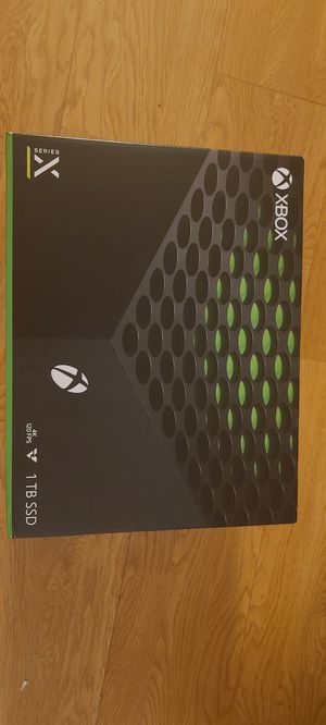 Xbox Series X for Sale in Montpelier, MD