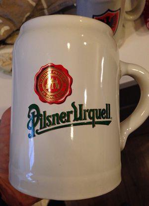 Pilsner Urquell Beer stein for Sale in Washington, DC