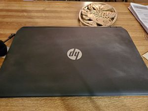 HP 15 Notebook with Windows 10 for Sale in Ozark, AL