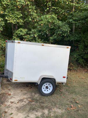 2014 diamond cargo 4x6 trailer for Sale in Duluth, GA