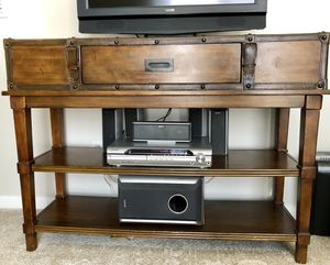 TV console/ Entry table/ Sofa table for Sale in Damascus, MD