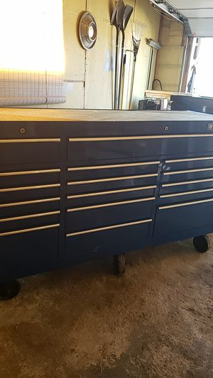 MATCO 4S TOOL BOX for Sale in Fountain, CO