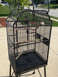 Parrot Cage. for Sale in Fishers,  IN