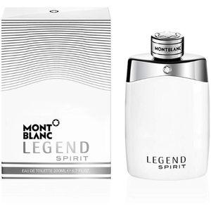 Mont Blanc Legend Spirit 6.7 Oz Edt Men Cologne for Sale in Los Angeles, CA