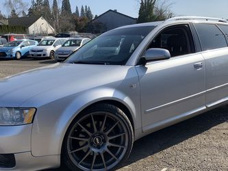 2004 Audi A4 3.0 Avant Quattro 137k for Sale in Oregon City,  OR