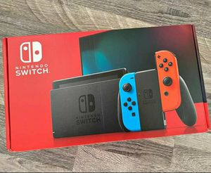 Brand New In Sealed Box Nintendo Switch for Sale in Rancho Cucamonga, CA
