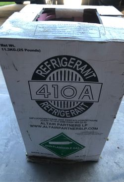 410A 25lbs. New still in box ! for Sale in Houston,  TX