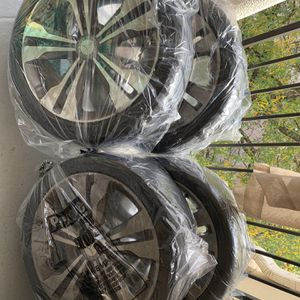 """18"""" Mercedes Benz Rims And Tires for Sale in Atlanta, GA"""