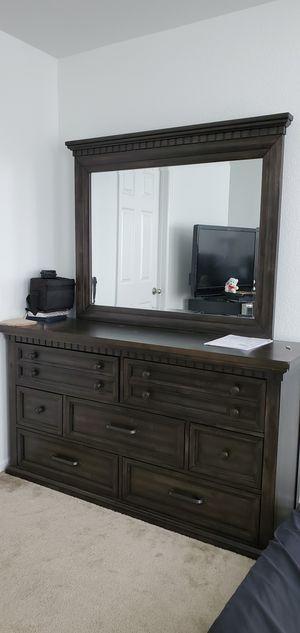 Dress/Mirror set for Sale in Aurora, CO