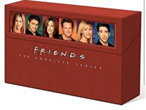 ***FRIENDS THE COMPLETE SERIES COLLECTION DVD BOX SET*** for Sale in Portland, OR