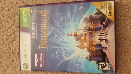 Disney land on Xbox 360 for Sale in Charlottesville,  VA