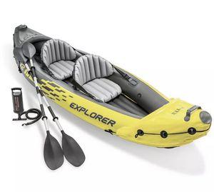 Intex explorer k2 2 person kayak for Sale in Lewisville, TX