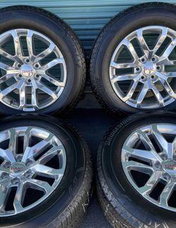 """20"""" Gmc Sierra 1500 Factory Wheels for Sale in Fontana,  CA"""