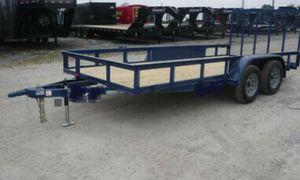 Utility ramp trailer for Sale in Los Angeles, CA
