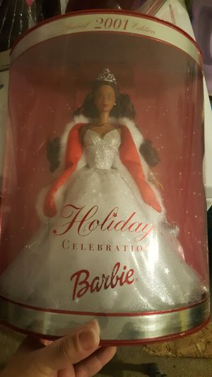 Barbie 2001 Holiday Celebration for Sale in Murfreesboro, TN