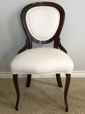 Vintage and refurbished Victorian style chair for Sale in Altadena, CA
