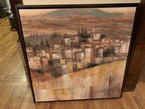 Scenic Landscapes - Framed Art on Canvas for Sale in Chicago, IL