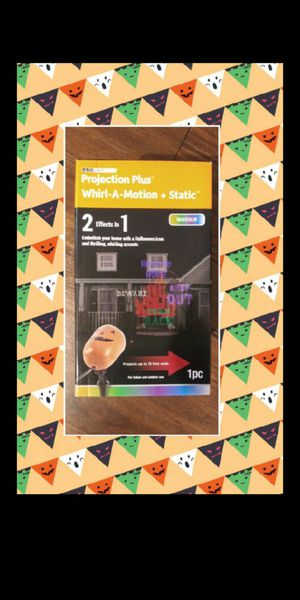 🎃Want an LED Halloween Projection Light?🎃 for Sale in San Marcos, CA