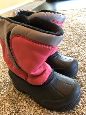 Girl Snow Boots (size 10) for Sale in Beaverton, OR