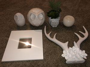 White home decor for Sale in Las Vegas, NV