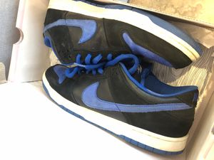 Nike Dunk SB pro low OG Jordan pack Royal 1 pink box for Sale in Miami, FL