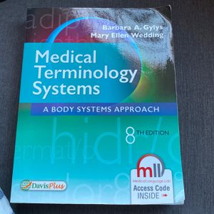 Medical Terminology Book for Sale in Byron, CA