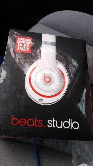 Beats by dre studio for Sale in FAIRMOUNT HGT, MD