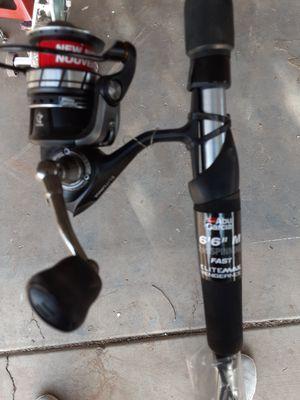 Abu Garcia vengeance fishing rod combo for Sale in Phoenix, AZ