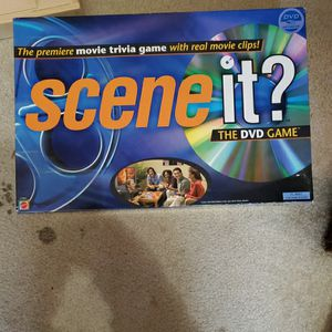 Scene It DVD Game for Sale in Eau Claire, WI