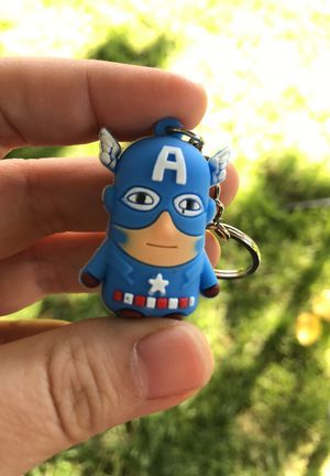 Captain America keychain for Sale in North Las Vegas, NV