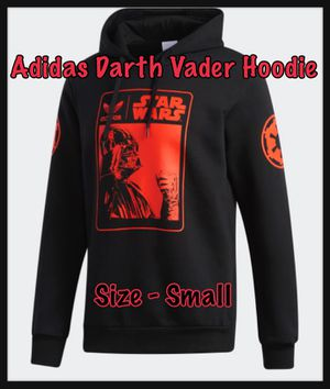 Adidas Star Wars Darth Vader Hoodie - Size Small - New! for Sale in Los Angeles, CA