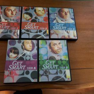 Get Smart (1965 Series) Seasons 1-5 DVD for Sale in Shoreline, WA