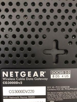 Netgear Modem Router for Sale in Torrance, CA