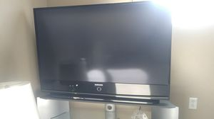 Samsung tv 50 inch with stand for Sale in March Air Reserve Base, CA